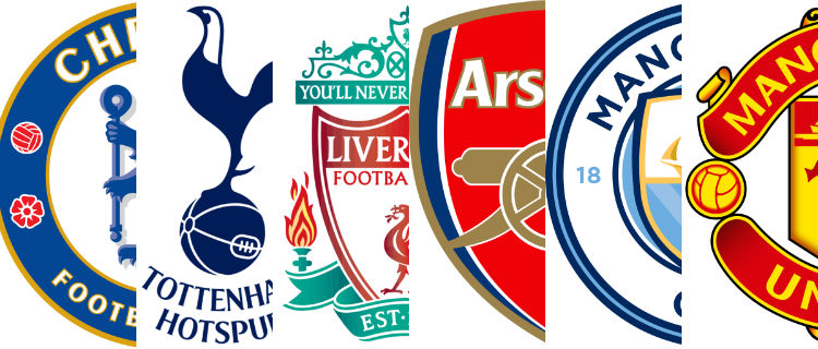 Premier league top teams