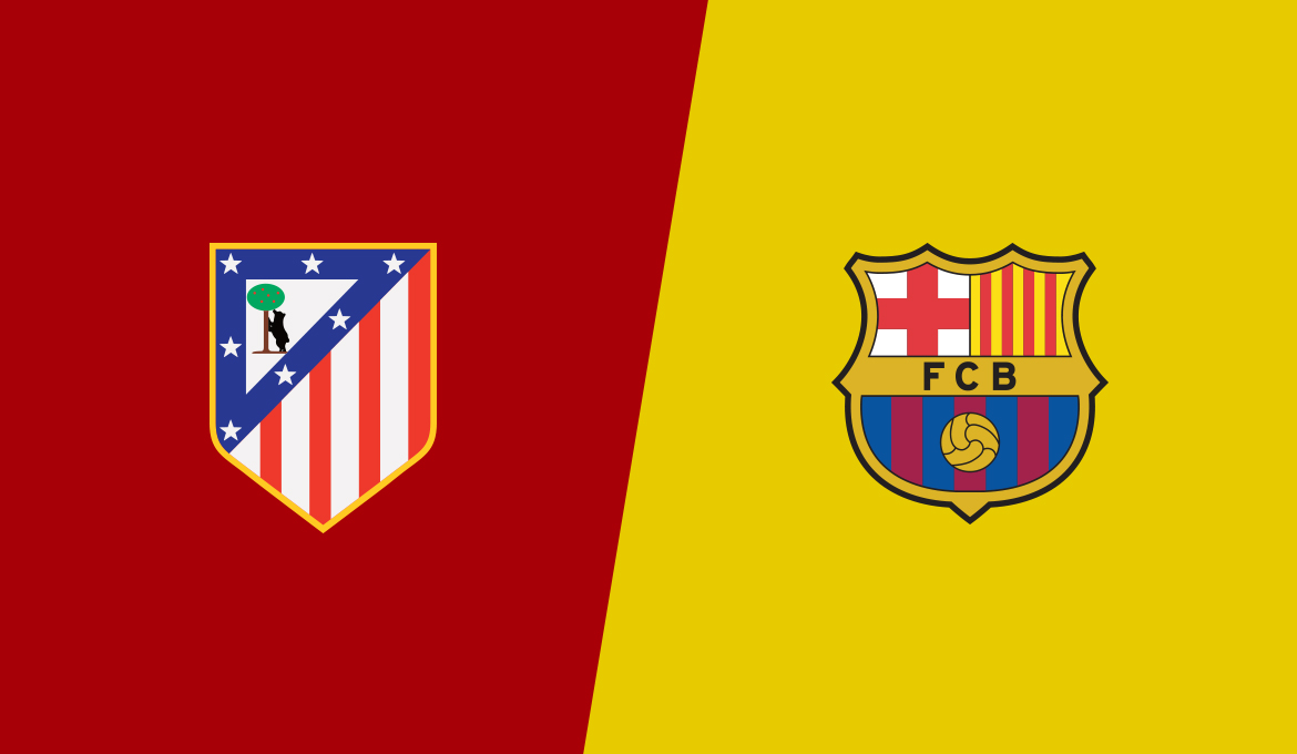 Atletico madrid barcelona betting tips steel and sons cup final betting lines